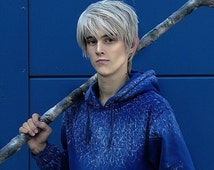 Sale! -10% Jack Frost hoodie Rise of the Guardians