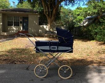 Vintage Marmet Baby Carriage