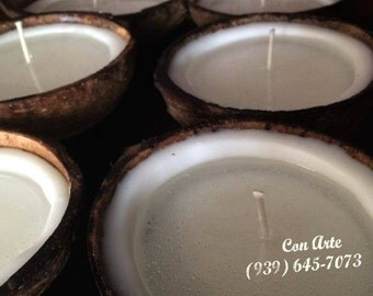 Coconut Water Candle