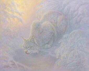 Dawn, Artist Proof by Bruce Shingledecker