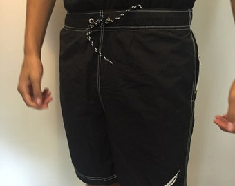 Black Nautica Board Shorts BNWT Size Medium