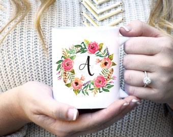 Personalized Mug, Personalized Gift, Mug for Bridesmaid, Custom Name Mug, Bridesmaid Gift, Bridal Party Gift, Maid of Honor Gift, Custom Mug