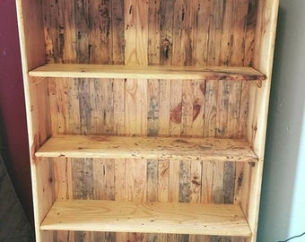 Handmade Bookcase; Pick up or Delivery Only