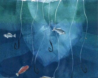 Support Marine Reserves in the Antarctic: Overfishing