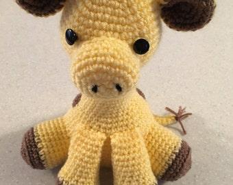 Giraffe Toy, Stuffed Baby Giraffe