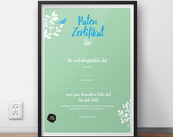 Document A4_Paten_Zertifikat