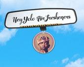 Kendrick Lamar Air Freshener - Car Air Freshener - Fresh Scents - Hip Hop Head