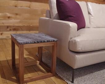 STICKS & STONES Side Table