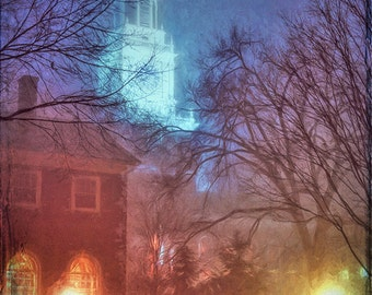 Dartmouth College. Hanover, New Hampshire, Baker Tower