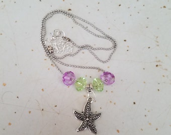 10 Pieces - Seafish Necklaces.