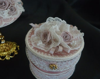 Luxury hatbox 1/12th scale