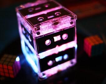 1980's 1990's Cassette Centerpiece