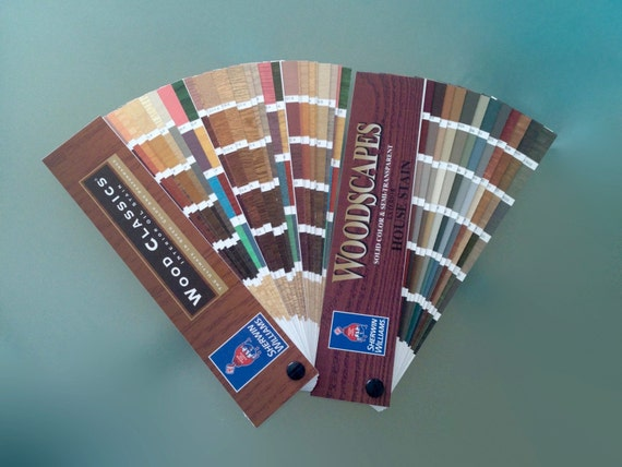 sherwin williams wood classics woodscapes fan by