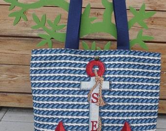 Still-Shopper gobelin, handmade piece of beach collection, drawing yet.