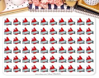 Period Tracker Planner Stickers, Kawaii Planner Stickers,  Kawaii Period Tracker Stickers