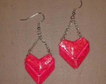 Love is in the Ear, Origami Heart