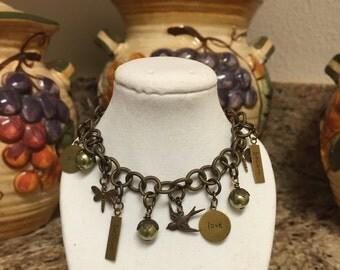 Vintaj Brass Bracelet