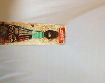 Coca Cola bottle opener blade