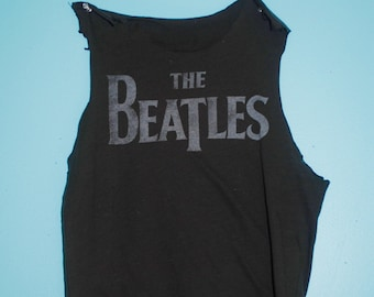 Beatles vintage top.  size: small.
