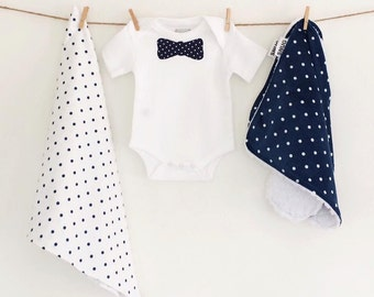 Dapper in Blue Baby Bundle