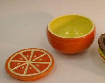 The Citrus Jar