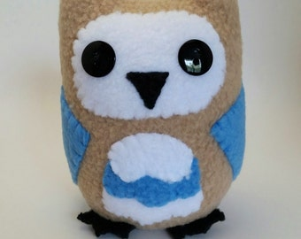 Brown Owl Plushie