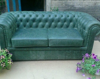 sofa Chesterfield handmade