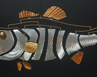 Large Mouth Bass Mobile, medium