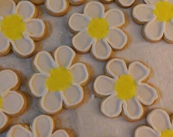 Daisy cookies 12ct