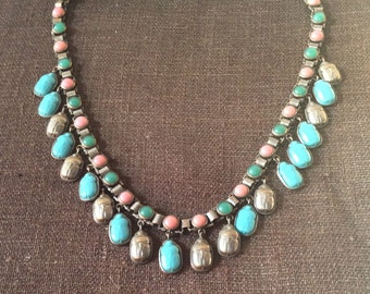 The Most Amazing Costume Scarab Necklace Ever