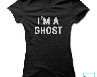 I'm a Ghost | Halloween | Holiday | Women's T-shirt