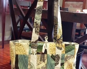 Diaper Bag - Unique & hand crafted