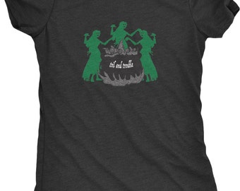 Double Double Toil and Trouble T - Shirt