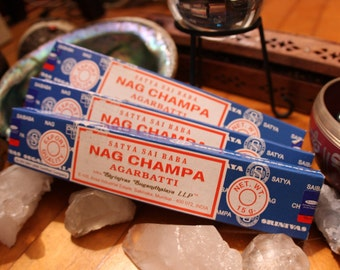 Nag Champa 15g Incense 3 for 5