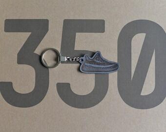 "Yeezy 350 v2 ""Steel Grey"""