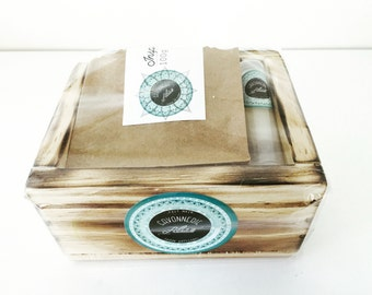 Mint Chocolate box