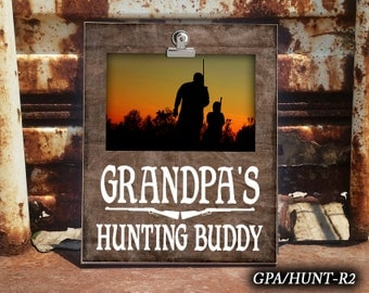 Hunting Buddy Sign Etsy