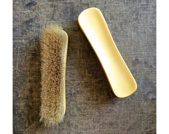 Celluloid Clothing Brush - Garment Brush