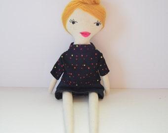 Rag Doll - Anne