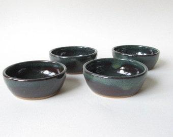 Small Pottery Bowls, Prep Bowls