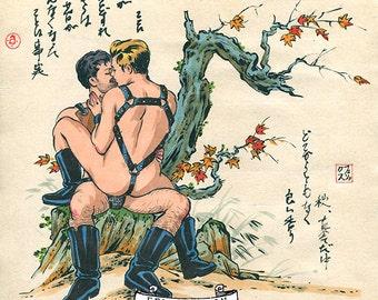 Miniatures vidéo gay hommes