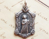 Small St Jude Thaddeus Medal - Patron of lost causes and desperate situations