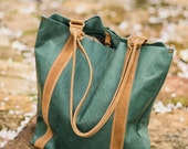 Coast-to-Market Tote : Rainforest