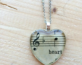 Music of the Heart Pendant