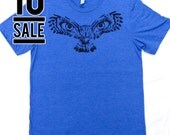10 DOLLAR SALE-- The Owls Have Eyes Men's Tshirt