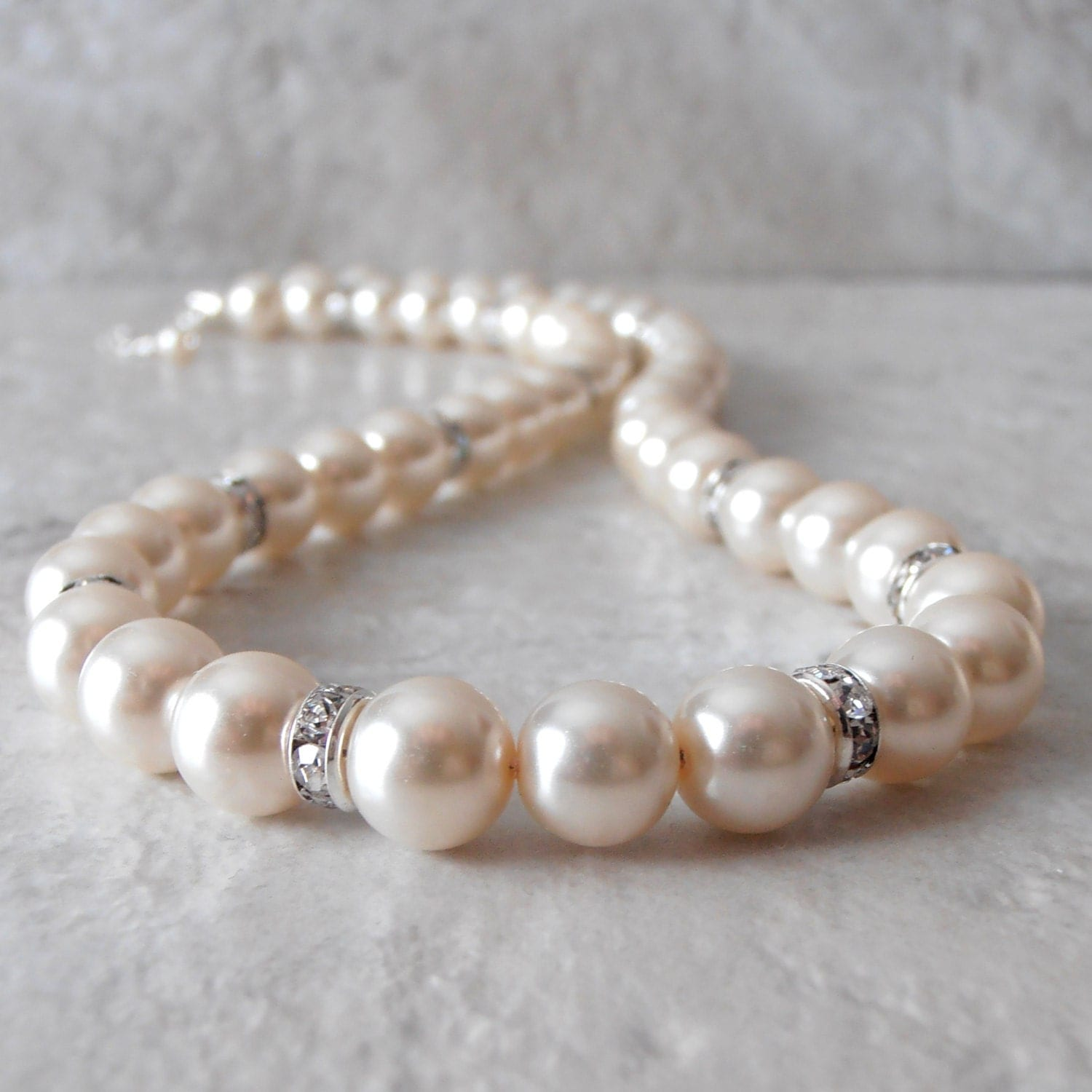 Ivory Pearl Necklace Pearl Wedding Jewelry Faux By. Attack On Titan Necklace. Final Fantasy Necklace. Cremation Necklace. Modeling Clay Necklace. Crane Necklace. Otodus Necklace. Thick Necklace. Matching Necklace