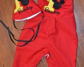 Mickey Mouse Birthday - Mickey Mouse Outfit