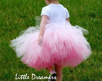 Rose Princess Junior Bridesmaid Tutu Skirt