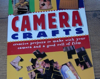 1997 camera craft book children boy girl