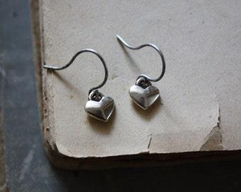 Heart Earrings - Tiny Hearts